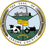 The Seal of Jerome County